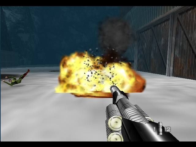 GoldenEye 007 - BOOM - User Screenshot